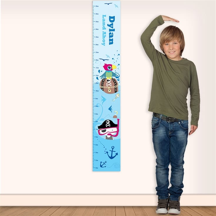 Personalised Kids Height Chart