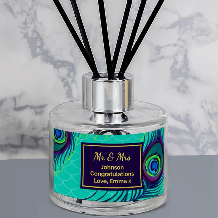 Personalised Reed Diffusers