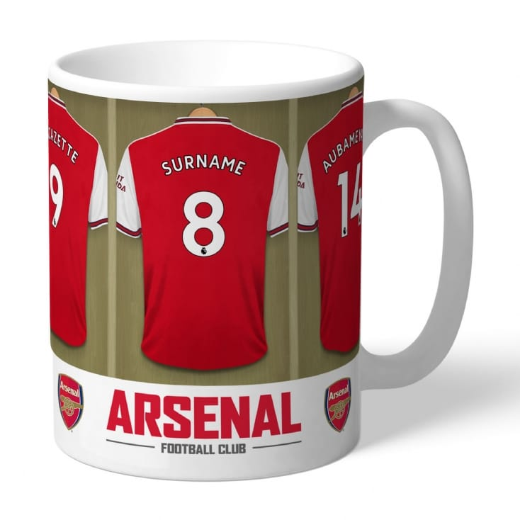 Personalised Dressing Room Mugs