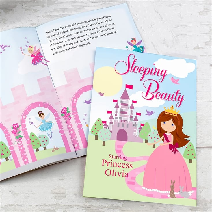 Personalised Story Books - Sleeping Beauty
