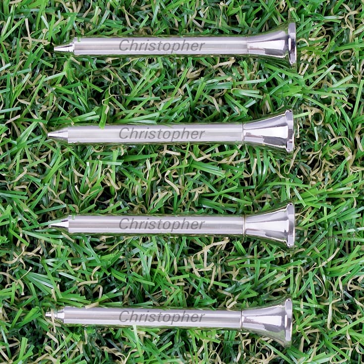 Personalised Golf Tees