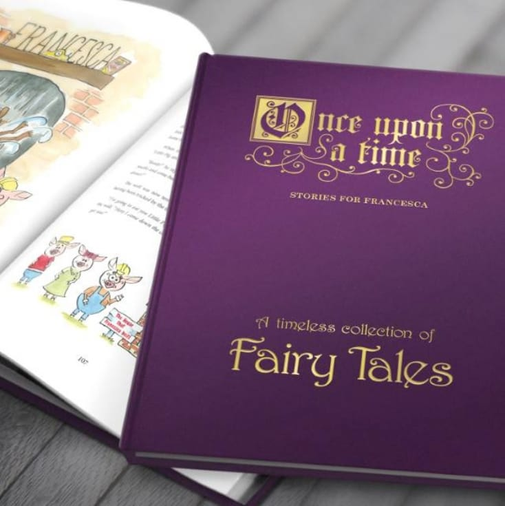 Once Upon a Time: A Timeless Collection of Fairy Tales