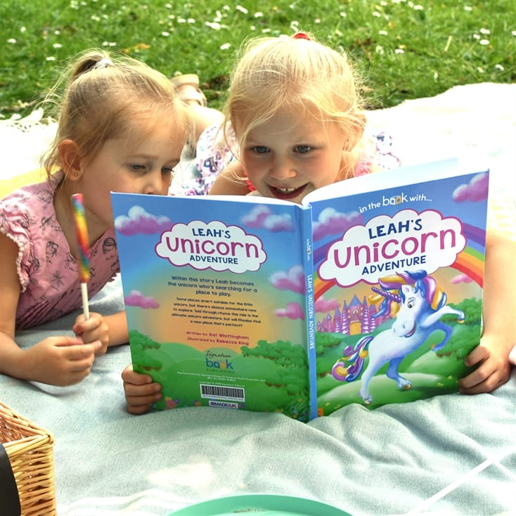 Personalised Unicorn Storybook
