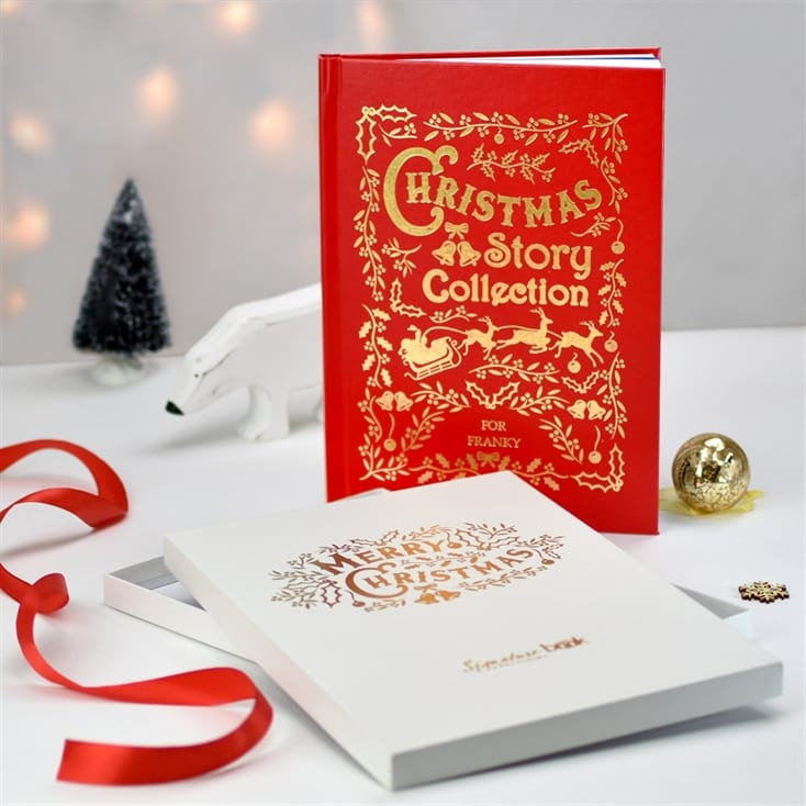 Personalised Christmas Book Collection