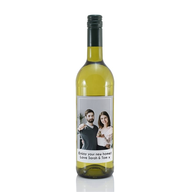 Photo Upload Wine Bottles