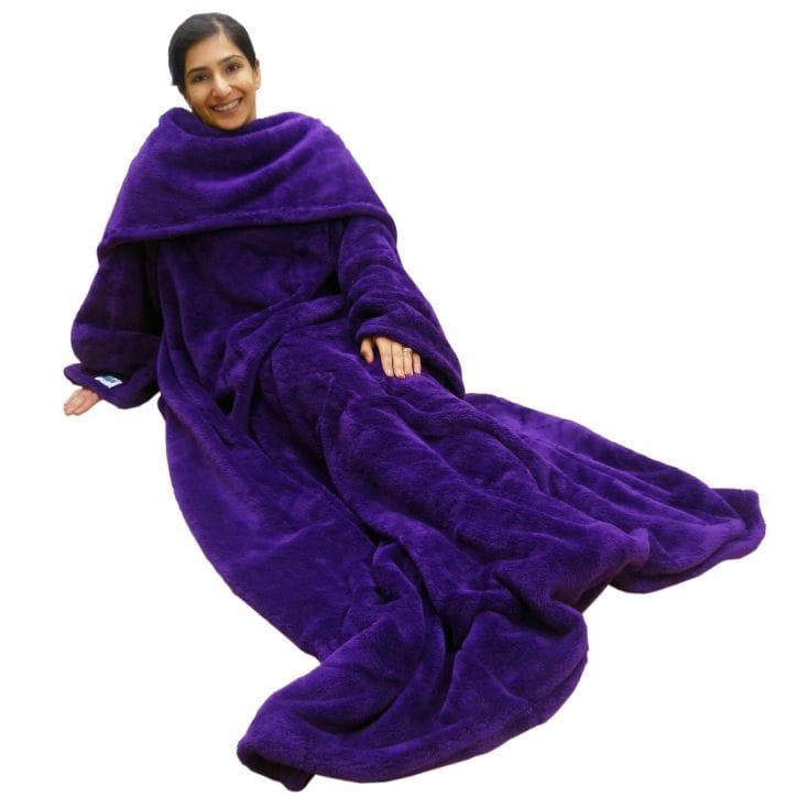Ultimate Slanket Purple Find Me A Gift