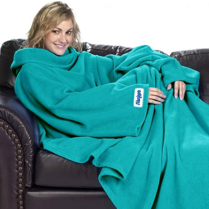 teal ultimate slanket