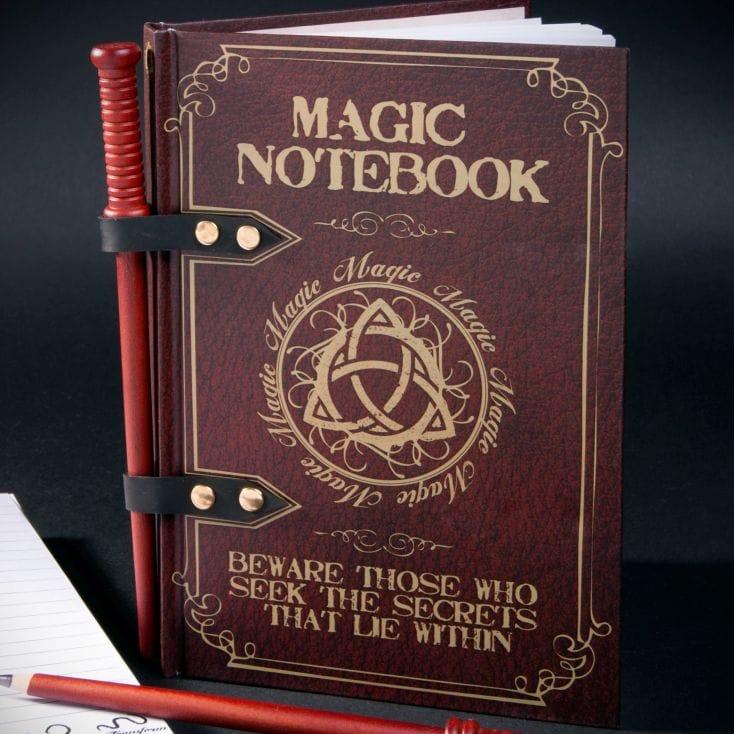 Magic Note book