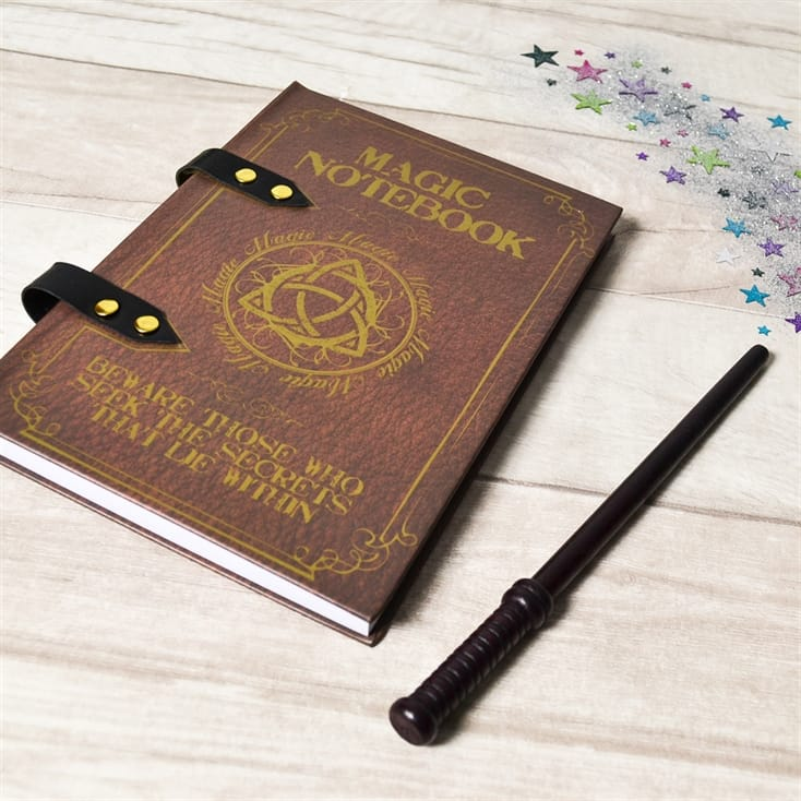 Magic Note Book