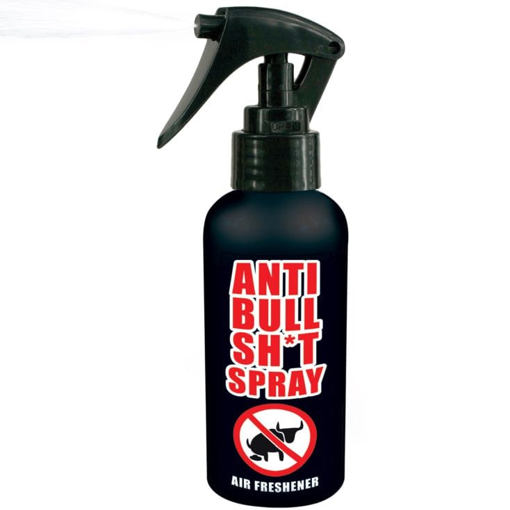 Anti Bullsh T Spray Find Me A Gift