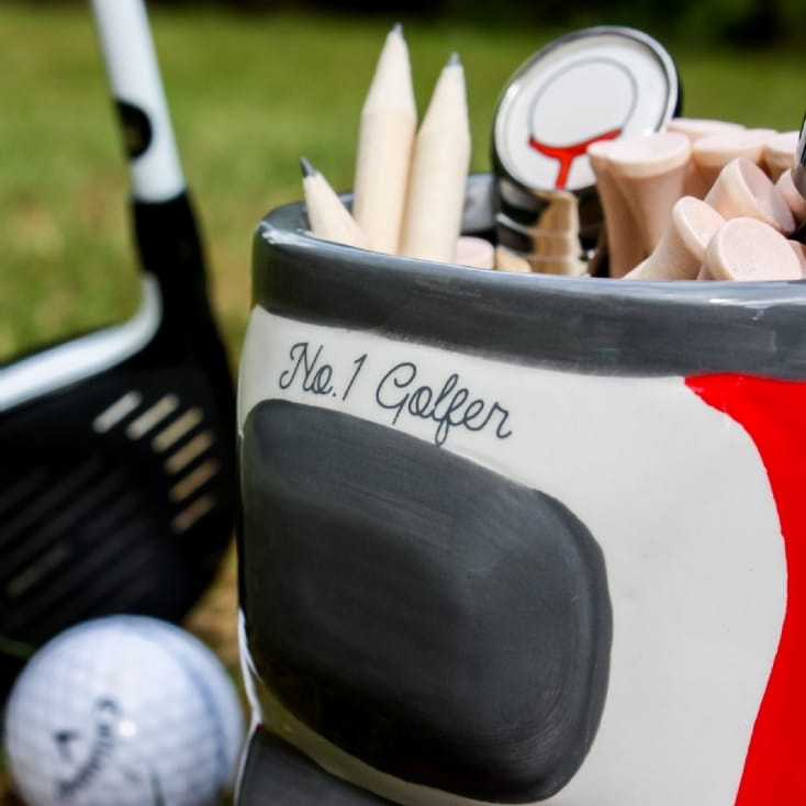 Golf Essentials with Mug