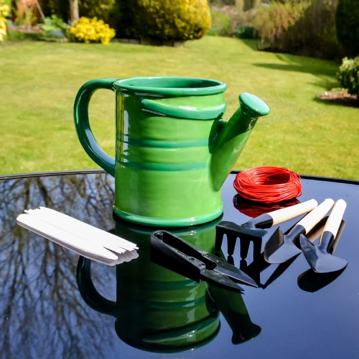 Gardening Essentials Mug Set