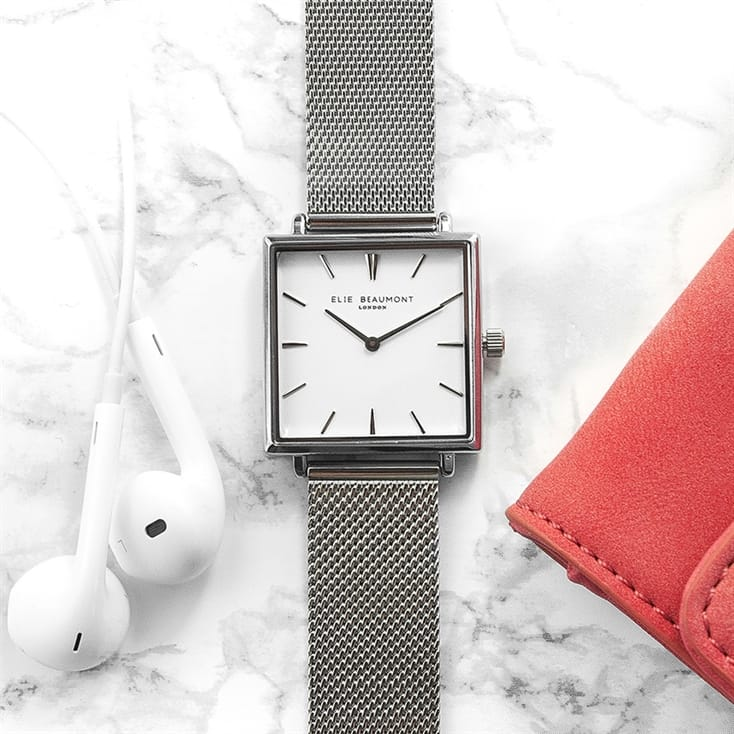 Personalised Square Watch