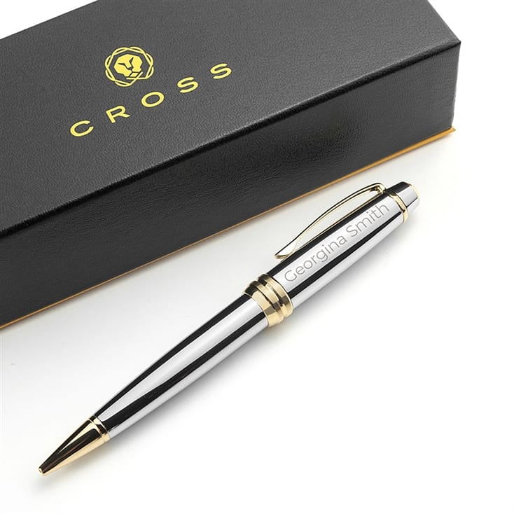 Personalised Cross Bailey Ballpoint Pen