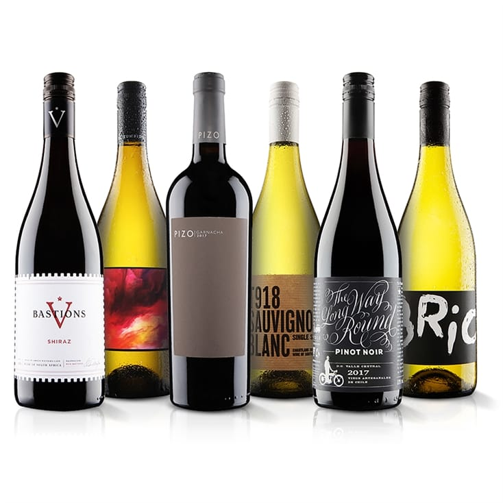 Virgin Wines - Six Pack