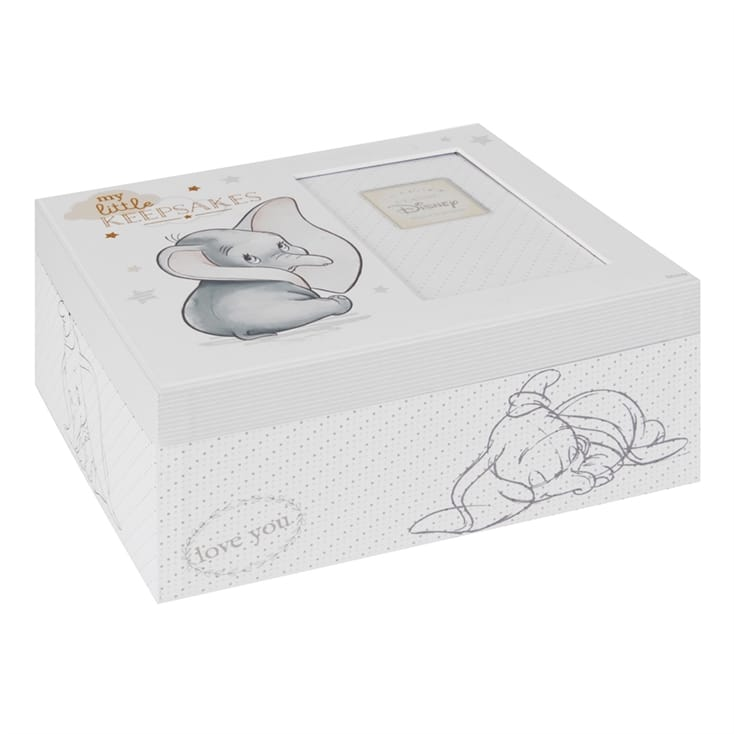 Disney Magical Beginnings Dumbo Baby Keepsake Box