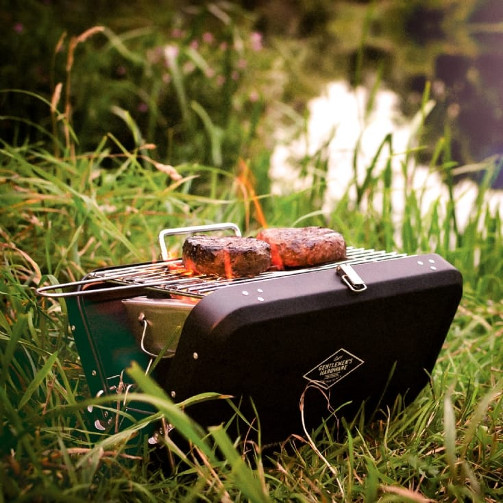 Portable Barbecue Suitcase