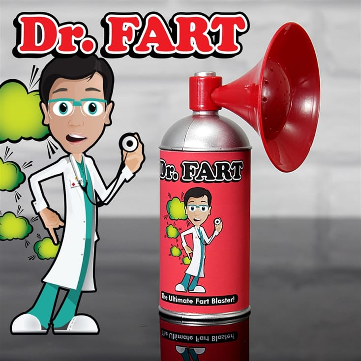 Dr Fart Ultimate Fart Blaster