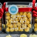 Thumbnail 7 - Personalised Joe & Sephs Popcorn Glass Jars
