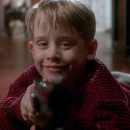 Defend Your House Home Alone Style
