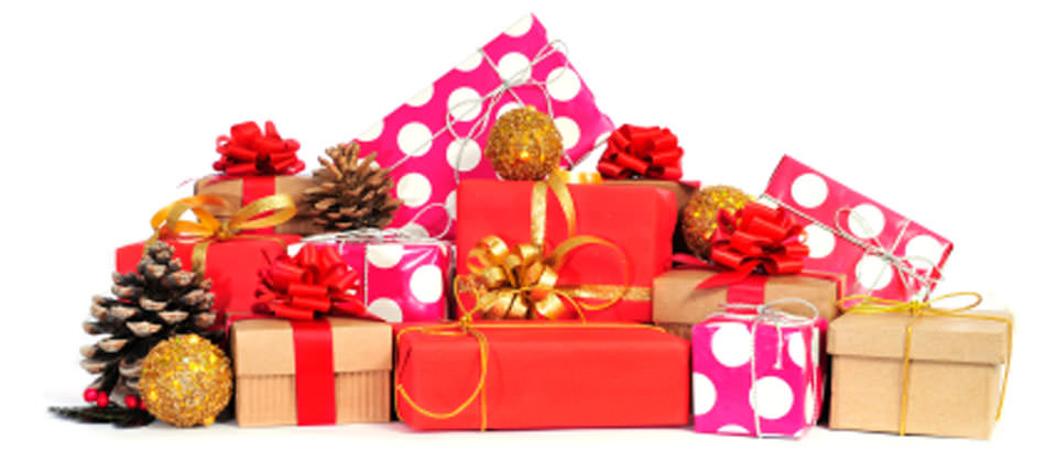 Christmas facts interesting trivia about xmas fmag pile of presents negle Images