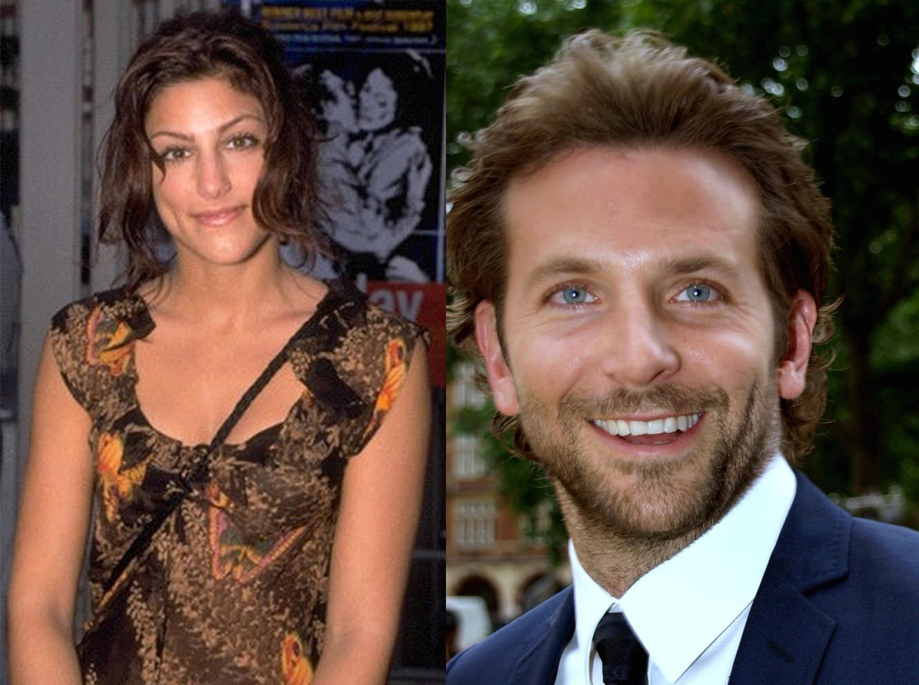 Picture of Bradley Cooper and Jennifer Esposito