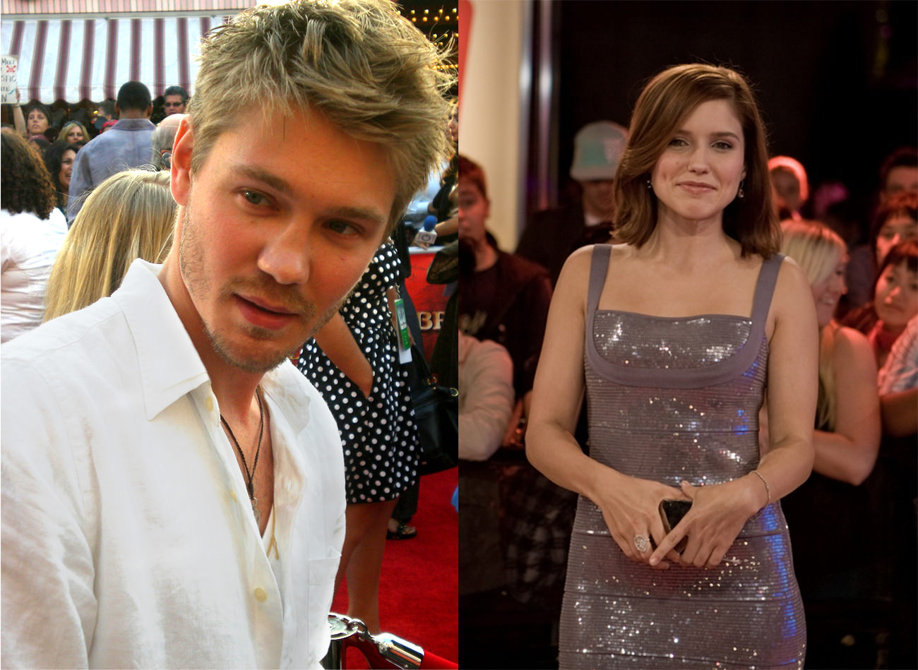 Picture of Chad Michael Murray and Sophia Bush