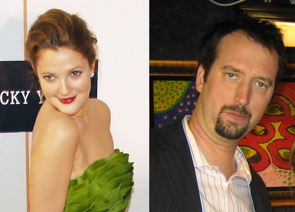 Picture of Drew Barrymore and Tom Green